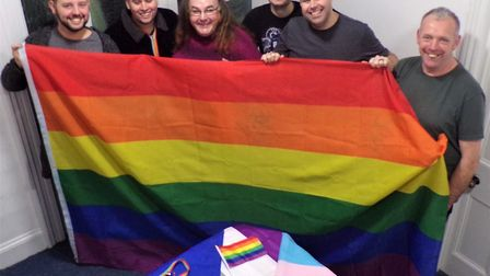 North Somerset LGBT+ Forum will host its community day at the Sovereign Centre. Picture: Steve Winte