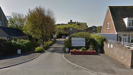 The incident occured at Weston Hospicecare's Jackson-Barstow House. Picture: Google