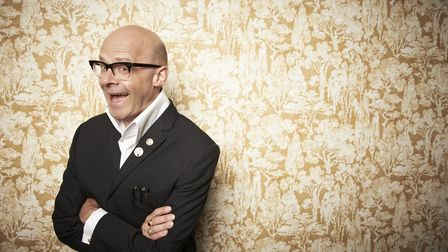 Harry Hill will perform at Wells Comedy Festival in May.