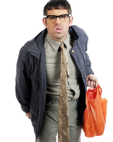 Angelos Epithemiou will perform at Wells Comedy Festival in May.