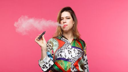 Lou Sanders will perform at Wells Comedy Festival in May.