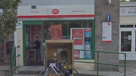The delivery office at Yatton post office could soon move to Clevedon