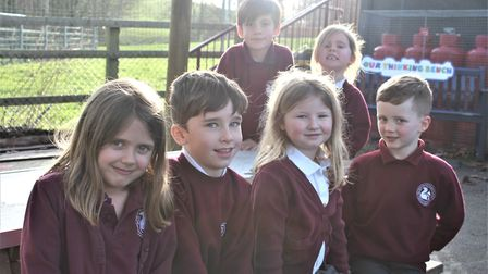 East Brent First School retained its Ofsted Good rating.Picture: East Brent First School