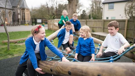 Lympsham First School retained its Ofsted Good rating.Picture: Lympsham First School