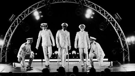 The Dreamboys returns to the Playhouse. Picture: Parkwood Theatres