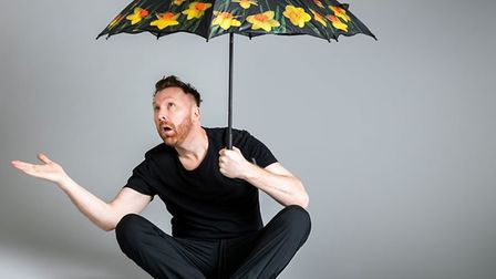 Jason Byrne is coming to Weston this autumn