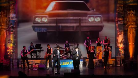 Chicago Blues Brothers will perform at the Playhouse. Picture: Jonathon Cuff