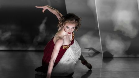 Bristol Hippodrome will host Matthew Bourne's The Red Shoes until Saturday. Picture: Johan Pers