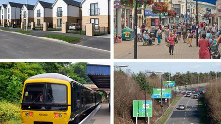 People are being given the chance to have their say on plans for infrastructure, housing, transport