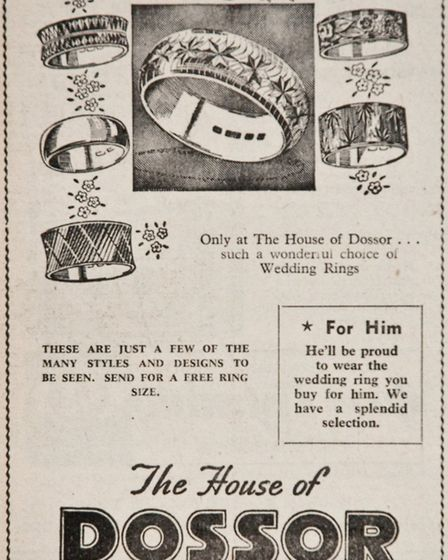 Ads 20th February1970 Edition. Picture: WESTON MERCURY