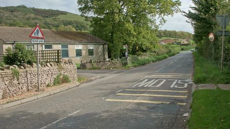 View of Cross Lane. Picture: Mark Atherton