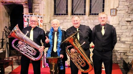 WorleWind Band have been performing for 10 years. Picture: Julia Ractliffe