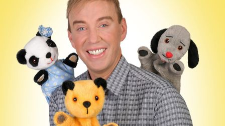 Sooty Show at Weston PLayhouse