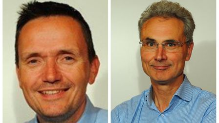 North Somerset Council's leader and deputy leader are urging people to heed the Government's advice