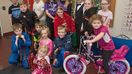 Mendip Green Primary School pupils dressing up as their sporting heroes and raising money for Sports