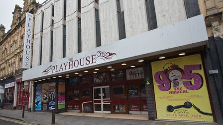 The Playouse in Weston High Street. Picture: MARK ATHERTON