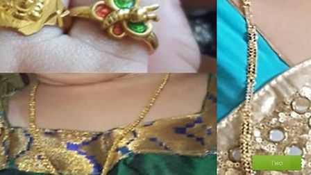 Do you recognise this jewellery? Picture: Avon and Somerset Constabulary