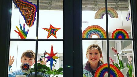 Chase the Rainbow Facebook Pictures.
