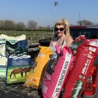Country Cabin is delivering animal feed and bedding to all BS postcodes