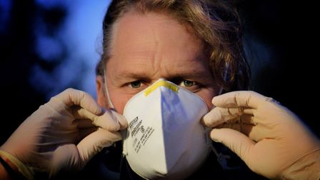 Council appeals for face masks, gloves and aprons to protect care workers.