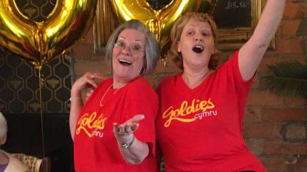 Rachel Parry and Cheryl Davies, of Golden Oldies, are to host sessions on Thursdays