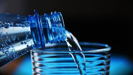 Health chiefs are urging those self-isolating with Covid-19 to drink more fluids. Picture: Pixabay