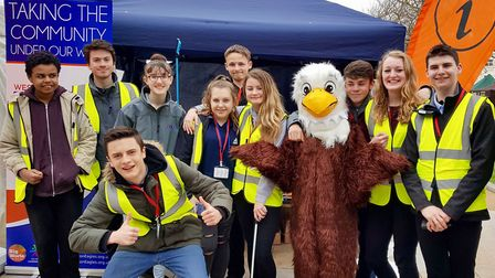 Weston Eagles has launched a coronavirus PPE fund. Picture: Alex Crowther