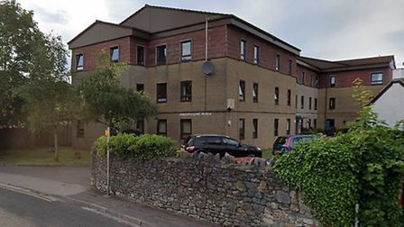 Two people at Knightstone Place have lost their lives to coronavirus. Picture: Google Street Vie
