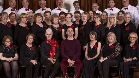 Worle Community Choir. Picture: Worle Community Choir