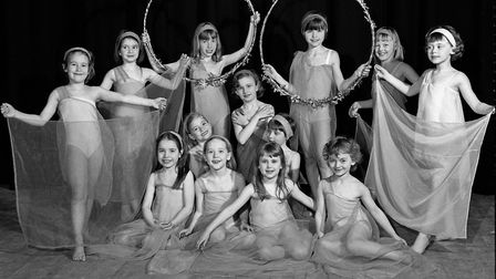 Dancing winners at the Weston Junior Arts Festival at the Playhouse. Picture: WESTON MERCURY