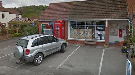 Brent Knoll village shop closed on March 1.