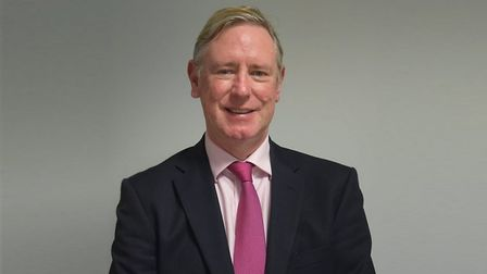 Chief Executive Wessex Learning Trust, Gavin Ball.