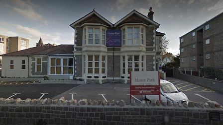 Manor Park Care Home is one of 17 homes in North Somerset refusing to admit patients unless they hav