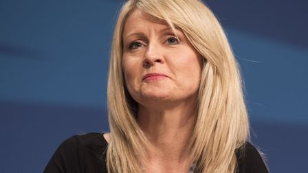 Former Conservative employment minister Esther McVey. Picture: Ben Birchall/PA Archive/PA Images.