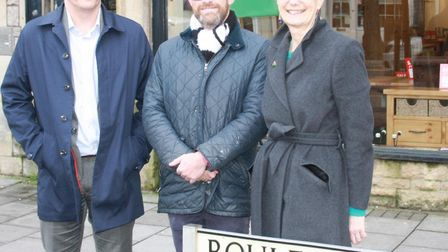 The North Somerset Safe Haven Centre was due to open in Boulevard this week. Picture: CCG