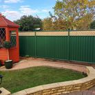 Your ColourFence panels, when fitted securely, can withstand winds of up to 130mph. Picture: ColourF