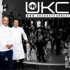 Chutneys, along with the team of chefs that Moslek took to the Culinary World Cup, cater gala dinner