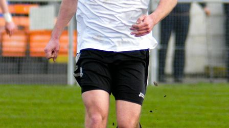Ben Kirk moved to Weston from Bridgwater Town in 2010 and would stay with the club until 2014.