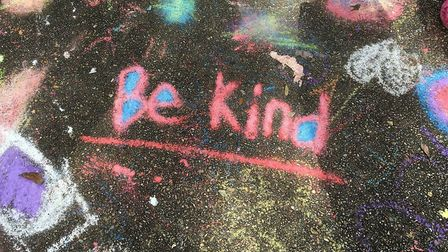 The AWP have issued a reminder for people to be kind to themselves and others during Mental Health A