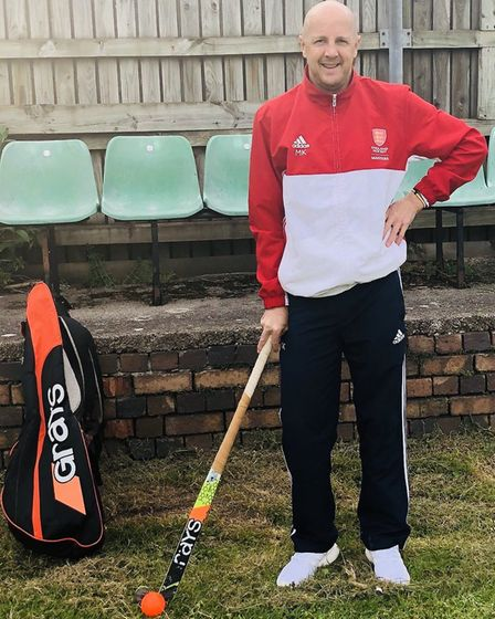 Matt Kearsey travelled with England to Hong Kong to play in the indoor World Cup last February.