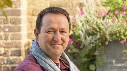 Gardeners World PResenter Mark ane is challenging the nation to spruce up their gardens for summer.