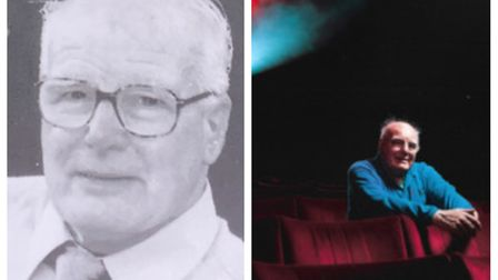 Tributes have been paid to Maurice Thornton, who has died aged 90. Picture: Lynn Reed and