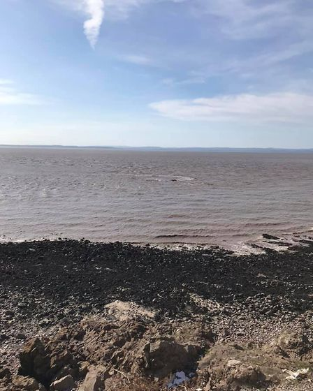 Two people became stuck in the mud, while two others were swept away after venturing onto Birnbeck I