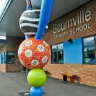 Views of Bournville Primary School, Weston.