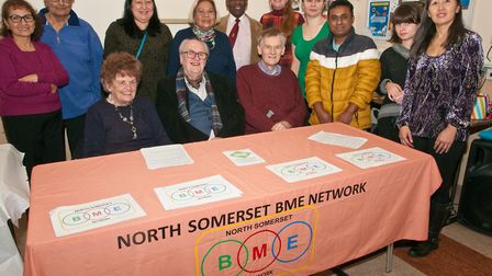 BME network trustees at their AGM. Picture: MARK ATHERTON