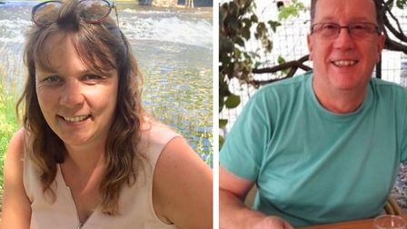 Joanne Jennings and Rod Walsh died on September 24, 2018. Pictures: Avon and Somerset Constabulary