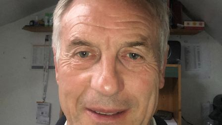 Mark Nutbeen is the first member of Wrington Vale Rotary Club accepted via video link.