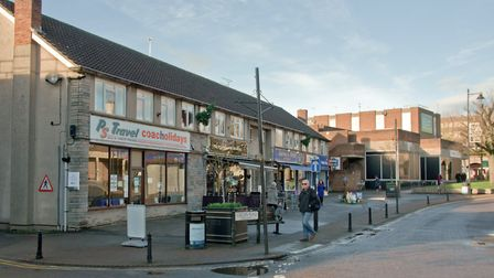 Nailsea High Street. Picture: MARK ATHERTON
