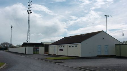 Clevedon Town FC's Everyone Active Stadium
