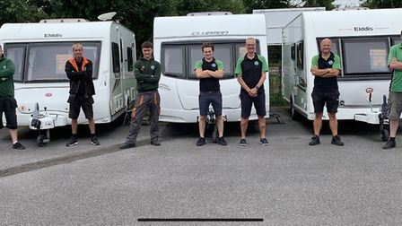 The team at Sedgemoor Caravans can answer any questions you may have and get to understand your need